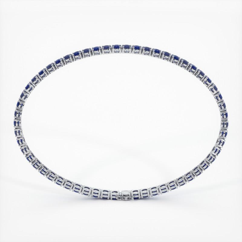 Solitaire Diamant NINA Or Blanc 1.50 Carat