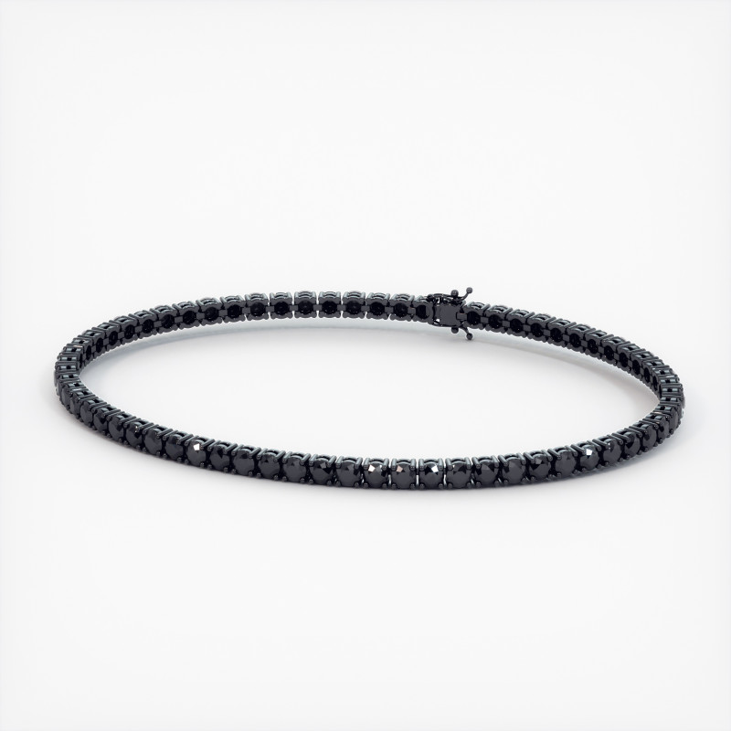 Pendentif Diamants NASTIA Or Blanc 800/1000 0.90 Carat