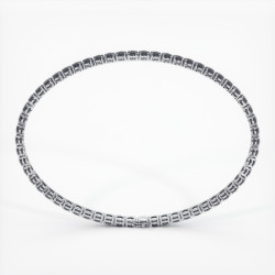 Pendentif Diamants NASTIA Or Jaune 750/1000 0.45 Carat