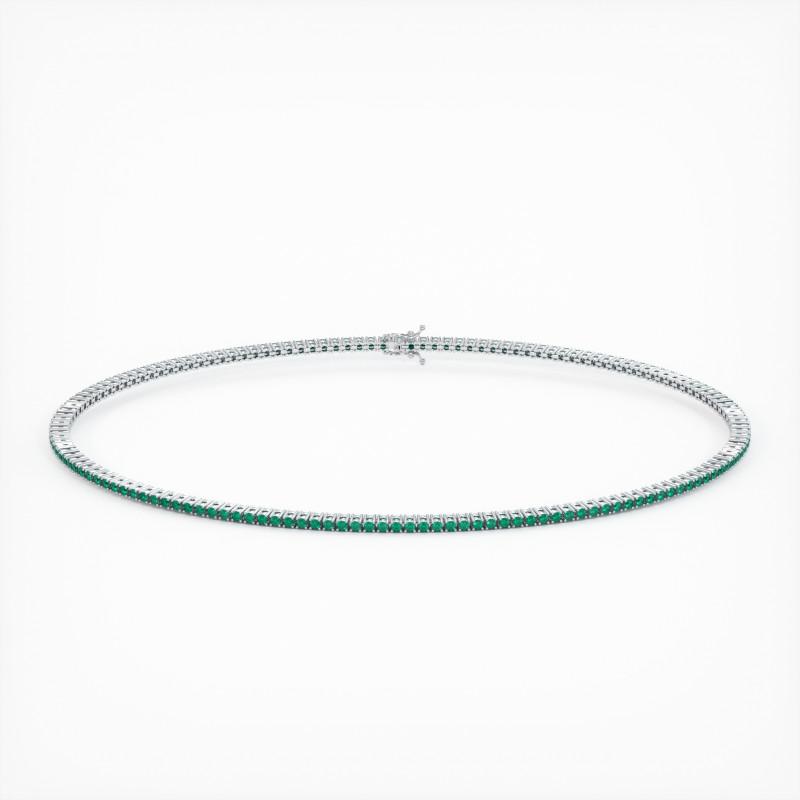 Pendentif Diamants NELIA Or Rose 800/1000 0.45 Carat