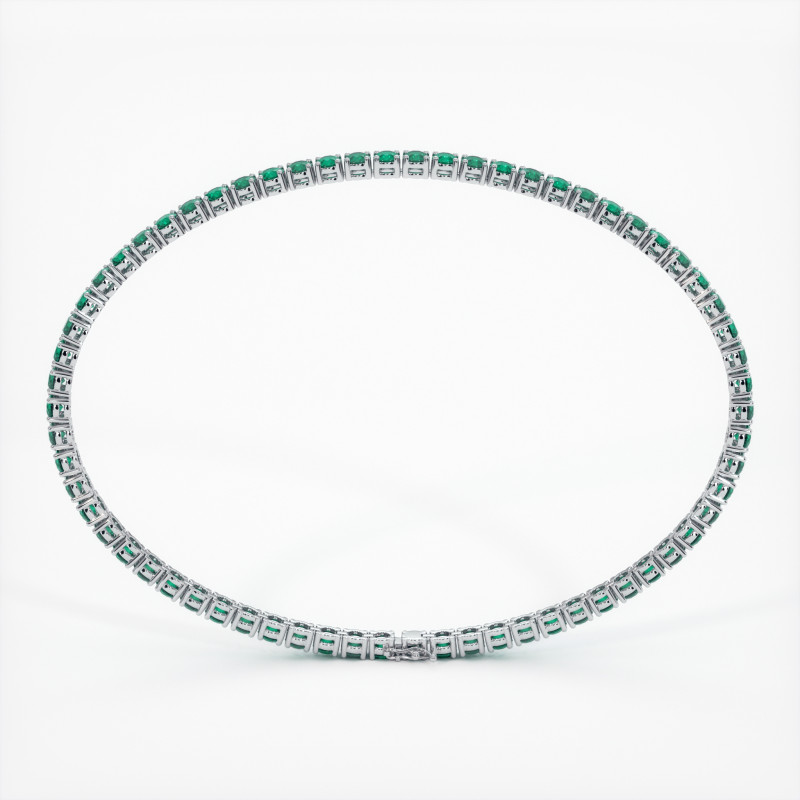 Pendentif Diamants NELIA Or Rose 800/1000 0.70 Carat
