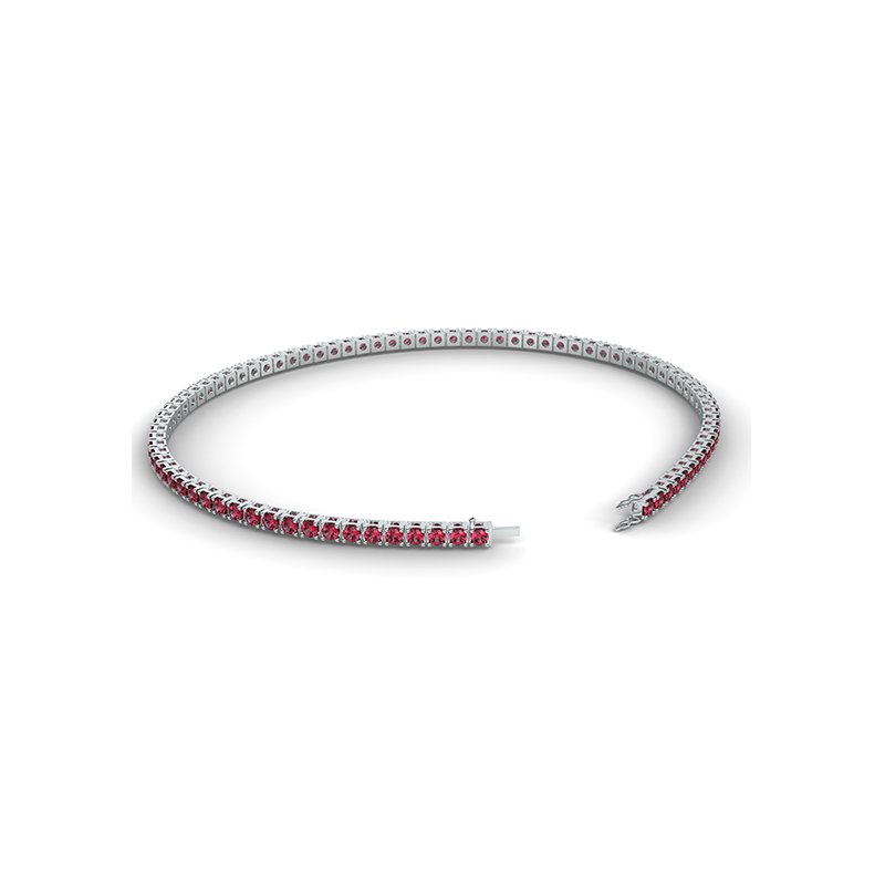Pendentif Diamants NELIA Or Rose 800/1000 0.90 Carat