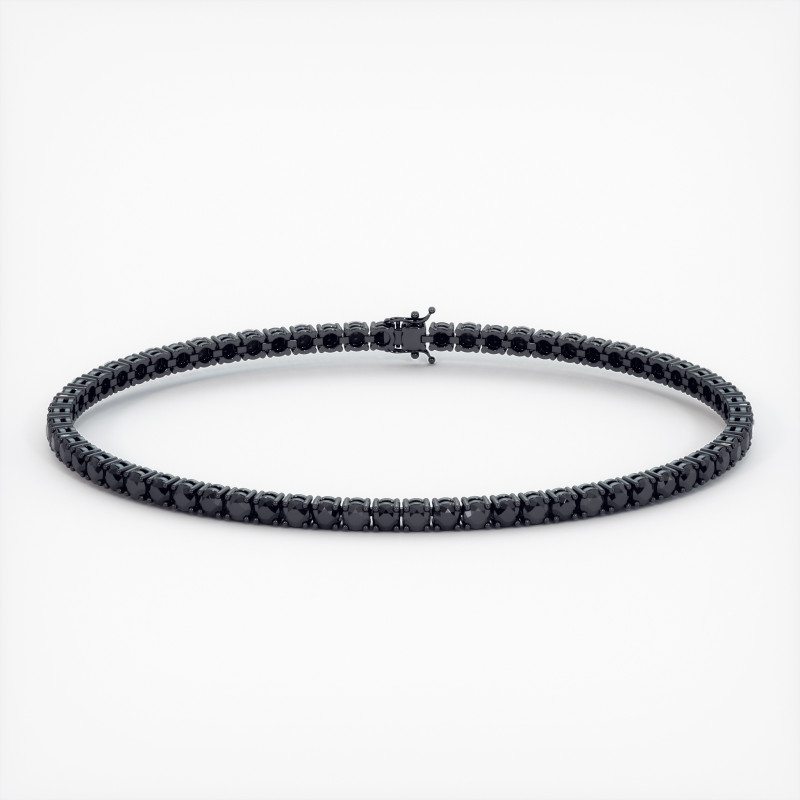 Pendentif Diamants NELIA Or Blanc 800/1000 1.40 Carats