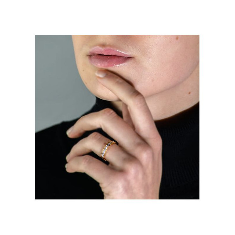 Pendentif Diamants NELIA Or Blanc 800/1000 0.70 Carat