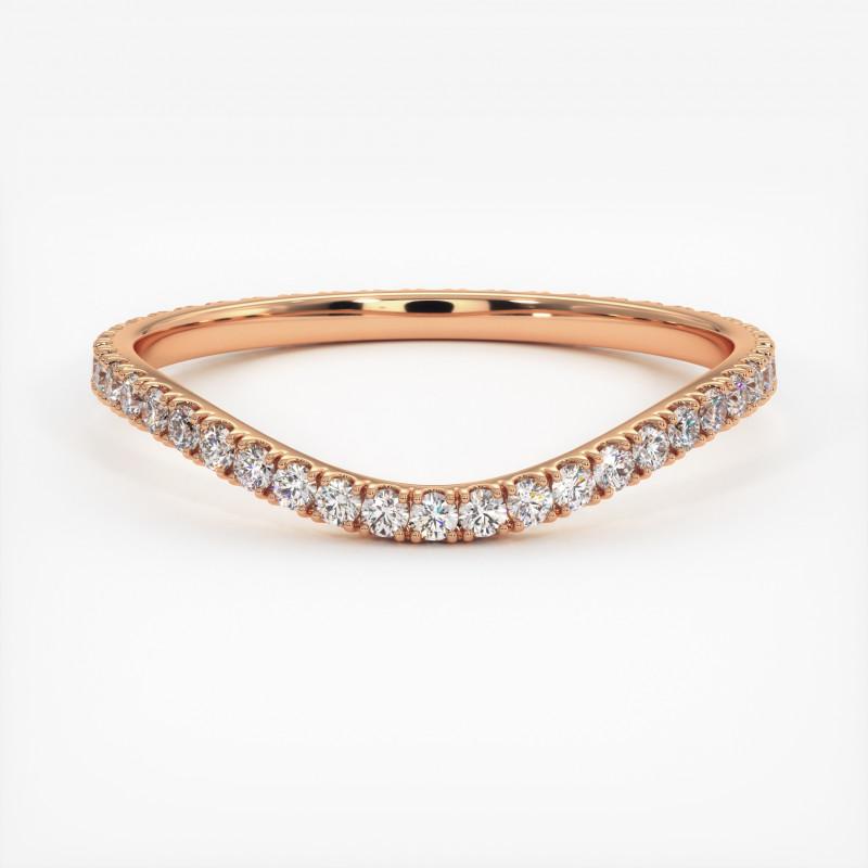Pendentif Diamants NELIA Or Blanc 800/1000 0.90 Carat