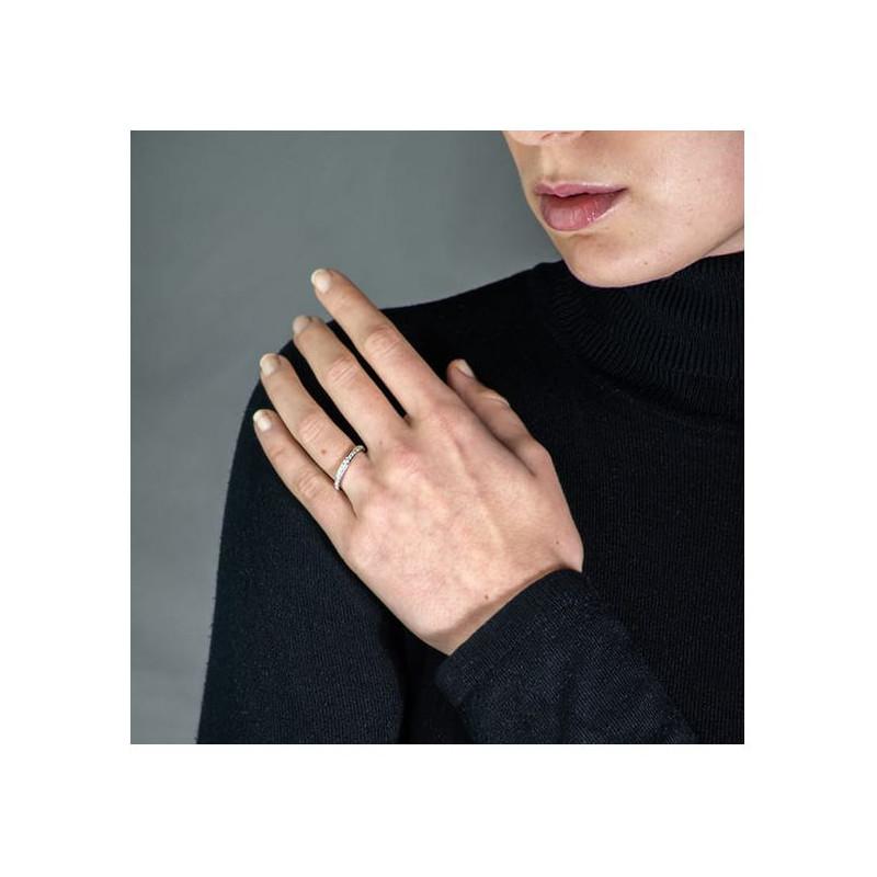 Pendentif Diamant Pakita Or Rose 0.30 Carat