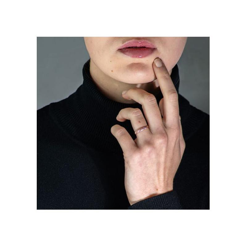 Pendentif Diamant Pakita Platine 0.30 Carat