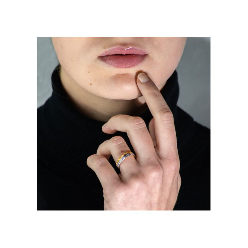 Pendentif Diamant Pakita Or Jaune 0.30 Carat
