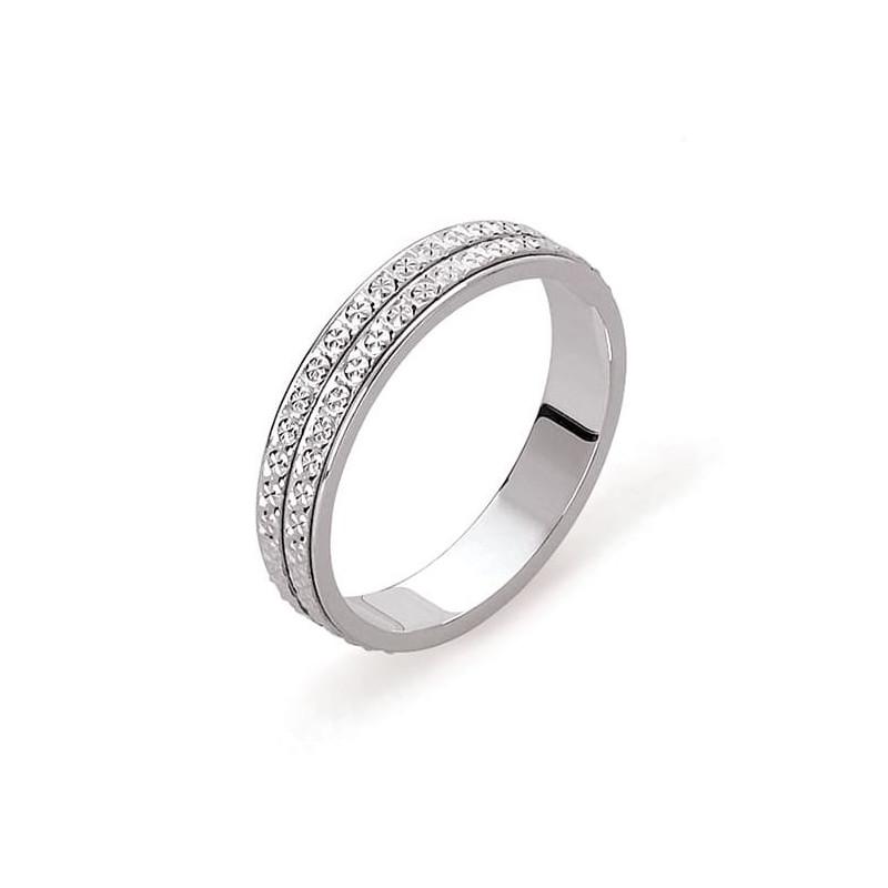 Pendentif Diamant Pema Platine 1.00 Carat