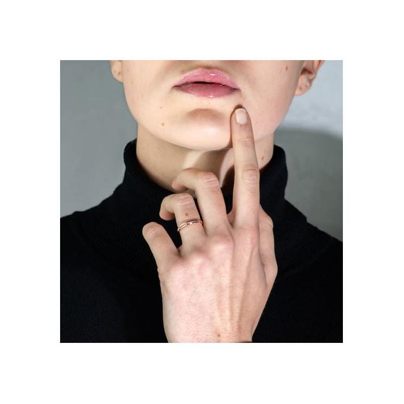 Pendentif Diamant Pema Platine 0.30 Carat