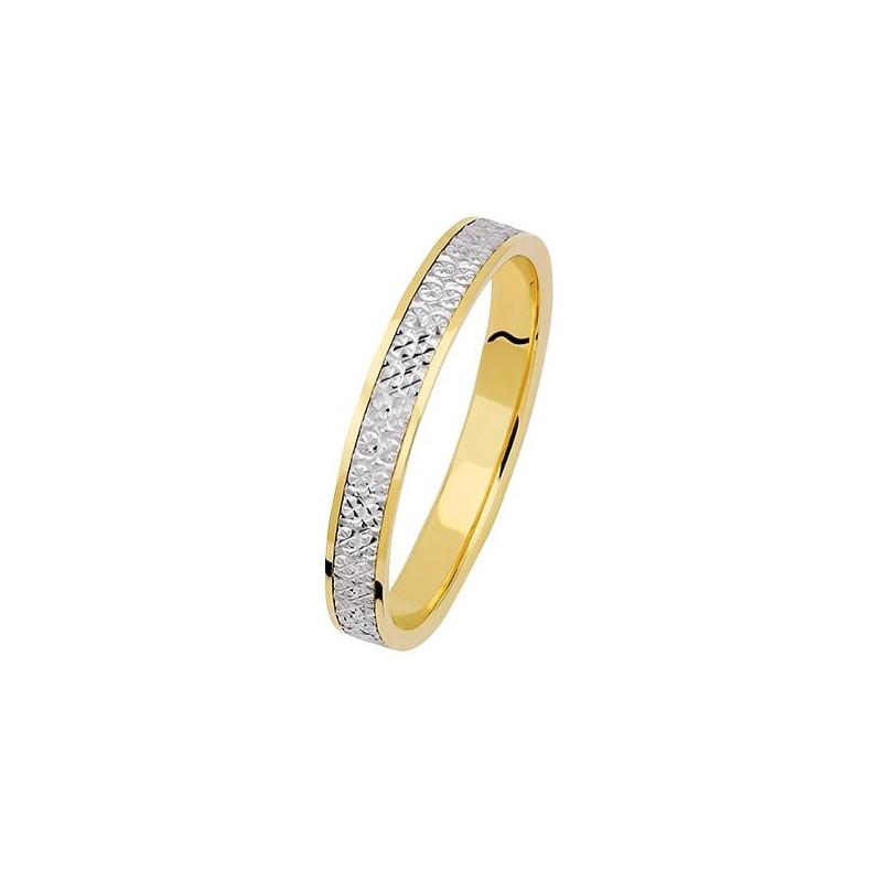 Pendentif Diamant Pema Platine 0.50 Carat