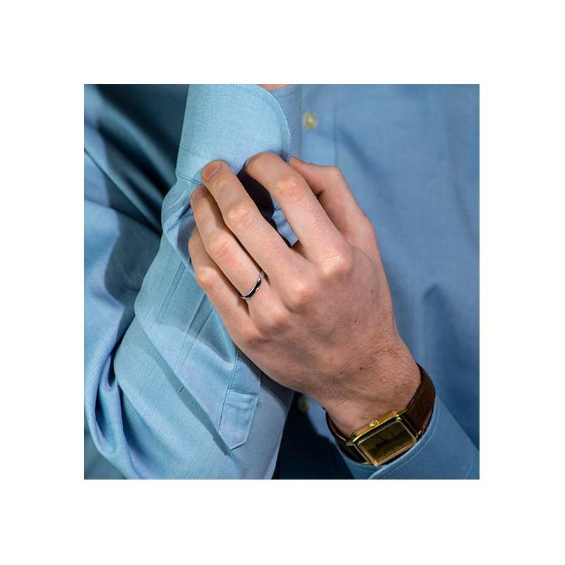 Pendentif Diamant Pure Platine 0.70 Carat