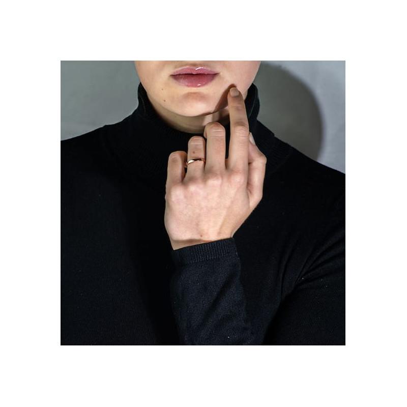 Pendentif Diamant Pure Platine 0.80 Carat