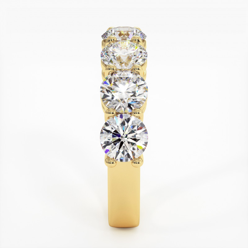 Pendentif Diamant Pure Or Rose 0.40 Carat