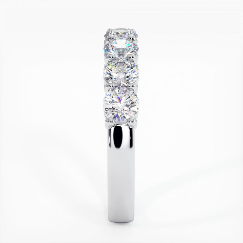 Pendentif Diamant Pure Or Rose 0.50 Carat