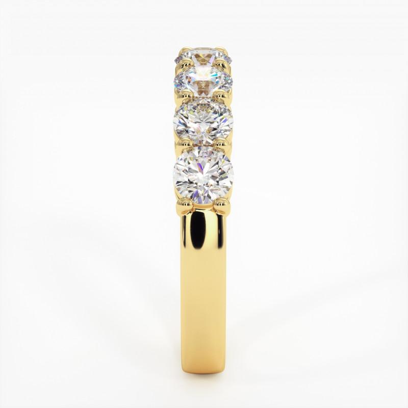 Pendentif Diamant Pure Or Rose 0.70 Carat