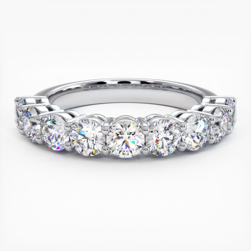 Pendentif Diamant Pure Or Rose 0.80 Carat